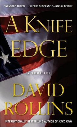 A Knife Edge: A Thriller