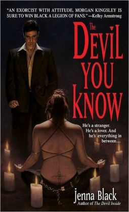 The Devil You Know (Morgan Kingsley Series #2)