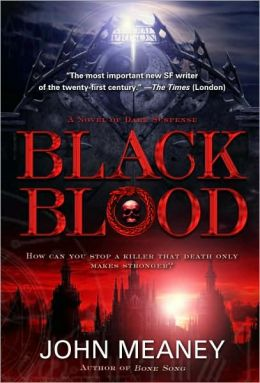 Black Blood: A Novel of Dark Suspense