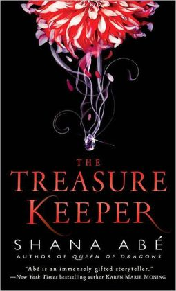 The Treasure Keeper (Drakon Series #4)