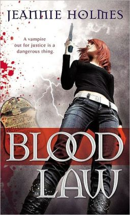 Blood Law (Alexandria Sabian Series #1)
