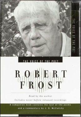 The Voice of the Poet; Robert Frost