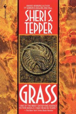 Grass (Arbai Trilogy Series #1)