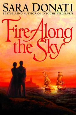 Fire Along the Sky (Wilderness Series #4)