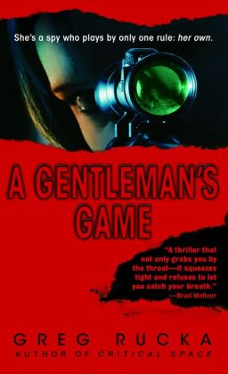 Gentleman's Game (Queen and Country Novel Series #1)