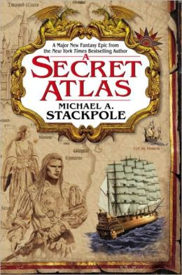 Secret Atlas: Book One in The Age of Discovery Trilogy