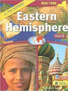 New York Holt McDougal Eastern Hemisphere, Part B