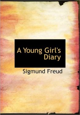 A Young Girl's Diary (Large Print Edition)