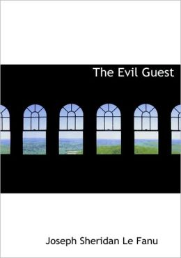 The Evil Guest (Large Print Edition)