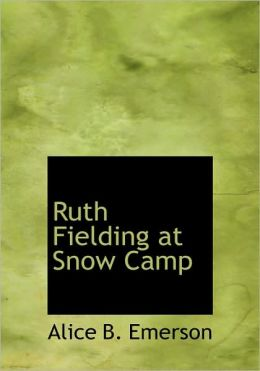 Ruth Fielding At Snow Camp (Large Print Edition)