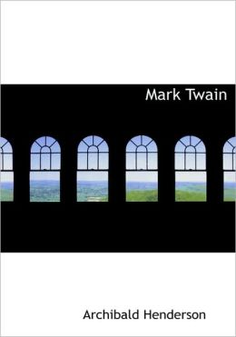 Mark Twain (Large Print Edition)