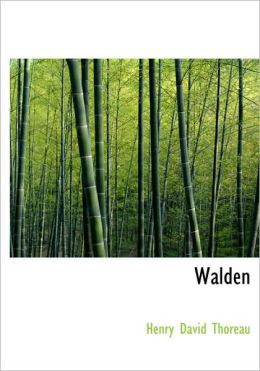 Walden (Large Print Edition)