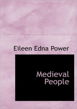 Medieval People (Large Print Edition)