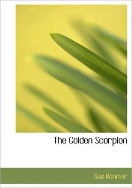 The Golden Scorpion (Large Print Edition)