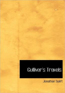 Gulliver's Travels (Large Print Edition)