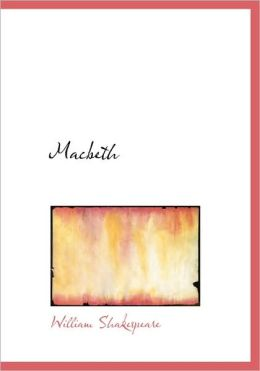 Macbeth (Large Print Edition)