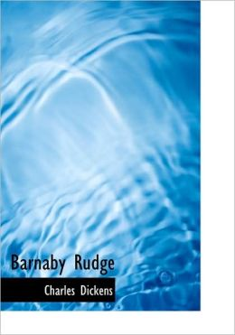 Barnaby Rudge (Large Print Edition)