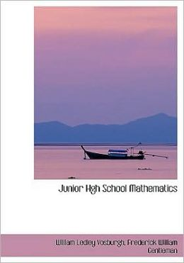 Junior Hgh School Mathematics