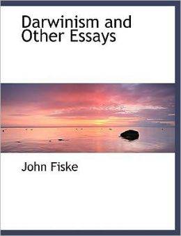 Darwinism And Other Essays (Large Print Edition)