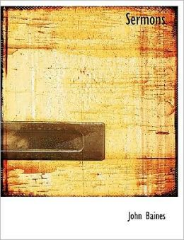 Sermons (Large Print Edition)