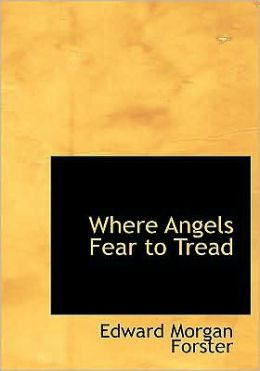 Where Angels Fear To Tread (Large Print Edition)