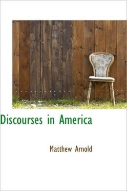 Discourses In America
