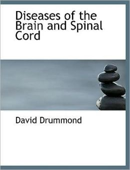 Diseases Of The Brain And Spinal Cord (Large Print Edition)