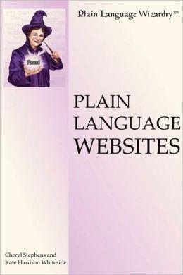 Plain Language Websites