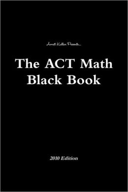 The Act Math Black Book