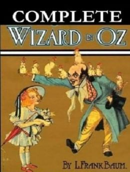 Complete Wizard of Oz (15 books)