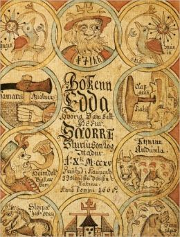 The Prose Edda, or Snorre's Edda or The Younger Edda