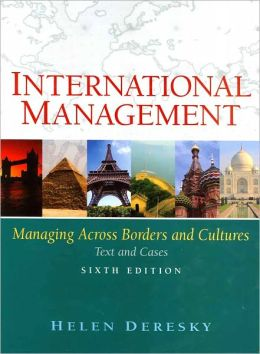 International Management (Custom Package)