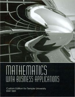 Mathematics with Business Applications (with