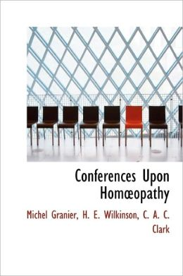 Conferences Upon Hom Opathy