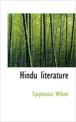 Hindu Literature