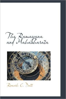 The Ramayana And Mahabharata