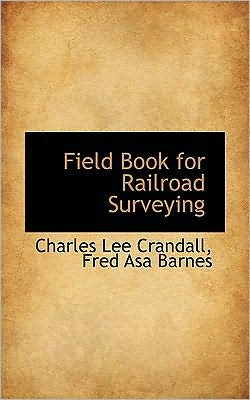 Field Book For Railroad Surveying