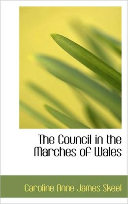 The Council In The Marches Of Wales