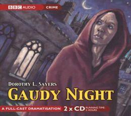 Gaudy Night: A Full-Cast BBC Radio Drama