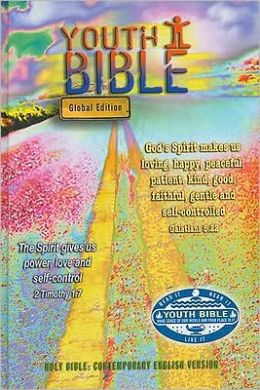 Youth Bible : Contemporary English Version, Youth Bible Global Edition With Road Cover