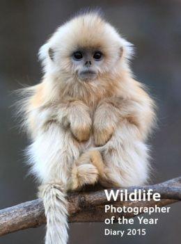 Wildlife Photographer of the Year Pocket Diary 2015