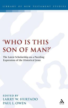 Who Is This Son Of Man?'