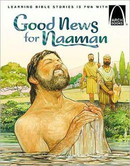 Good News for Naaman