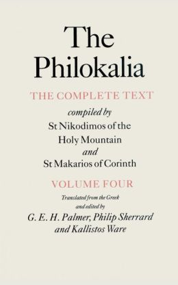 The Philokalia: The Complete Text
