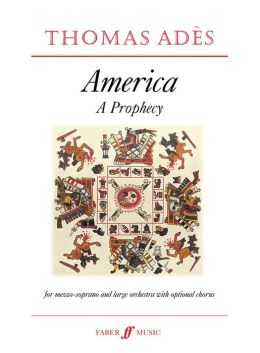 America -- A Prophecy: Score