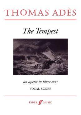 The Tempest: Vocal Score, Vocal Score