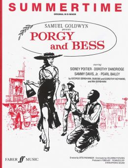 Summertime (from Porgy and Bess): Sheet