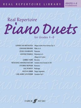 Real Repertoire: Piano Duets for Grades 4-6 (Faber Edition: Trinity Repertoire Library Series)