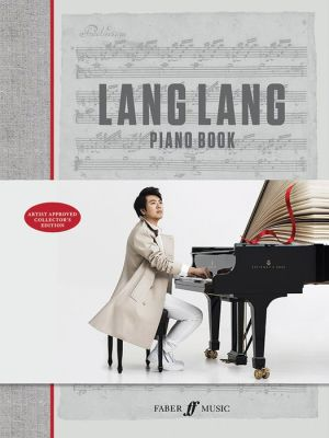 Book Lang Lang Piano Book