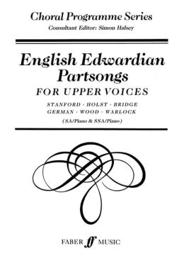 English Edwardian Partsongs